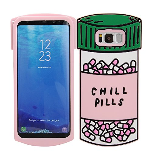 Price comparison product image Galaxy S8 Plus Case, Phenix-Color 3D Cute Cartoon Soft Silicone Hello Kitty Gel Back Cover Case for Galaxy S8 Plus Case Amp Prime (#16)