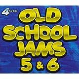 Old School Jams Volume 2.(Included Old School Jams 5 & 6)