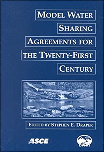 Model Water Sharing Agreements For The Twenty First Century Amazon