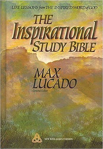 The Inspirational Study Bible New King James Version: Life