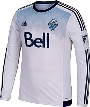 timeless design 06245 cd075 adidas MLS Men's Vancouver Whitecaps FC Authentic Long ...