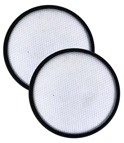 Think Crucial 2 Replacements for Hoover WindTunnel Primary Filter Fits Model UH70400, Compatible with Part # 303903001, Washable & Reusable