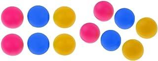 MagiDeal 12pcs Balles De Tennis De Table / Ping Pong / Beer Pong - Coloré