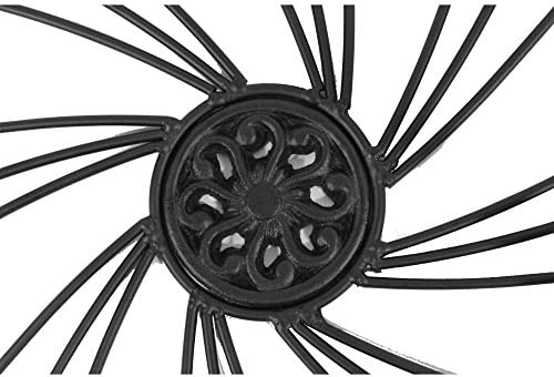 home, kitchen, home décor, home décor accents, sculptures,  wall sculptures 1 discount GetSet2Save FBA_COMINHKG068413 Iron Wall Medallion (Black) by, Approx promotion