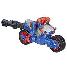 MARVEL Spider-Man Spider Cycle
