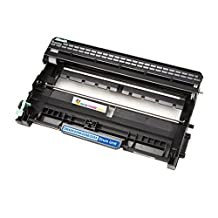 Ink & Toner Geek ® - Compatible Replacement Drum Unit for Brother DR-420 For Use With Brother DCP-7060D DCP-7065DN HL-2130 HL-2132 HL-2220 HL-2230 HL-2240 HL-2240D HL-2242D HL-2250DN HL-2270DW HL-2280DW IntelliFax-2840 IntelliFax-2940 MFC-7240