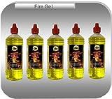 5 liters of high performance fuel gel