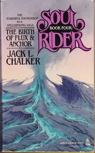 book cover of The Birth of Flux and Anchor
