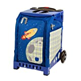 ZUCA Mini Rolling Bag with Built-in Seat for Kids Ages 4 and up - Choose Your Design!