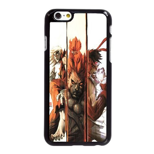 Street Fighter QO64WH8 coque iPhone 6 6S plus de 5,5 pouces de mobile cas coque Q1MY2I6IM