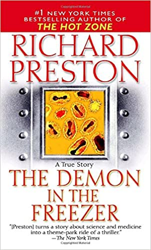 Book The Demon in the Freezer: A True Story