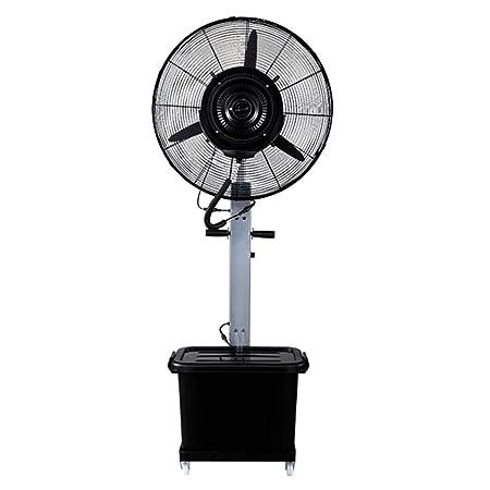 Ventilador Nebulizador Ventilador de Pedestal de Alto Rendimiento ...