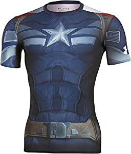 under armour men 39 s alter ego captain america