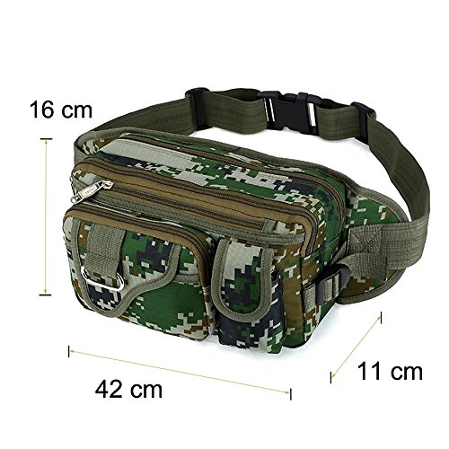 Amazon.com : Lovetosell123 Fishing Bag 42x11x16cm ...