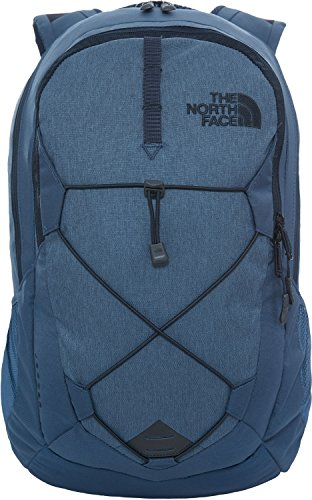 The North Face Jester Backpack Shady Blue Heather/Urban Navy Size