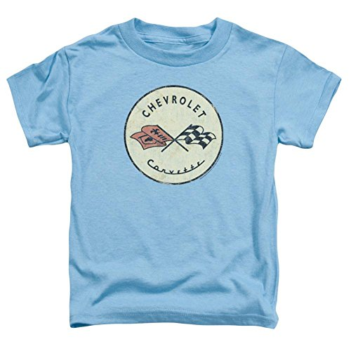 Toddler: Chevy- Classic Corvette Logo Baby T-Shirt Size 4T