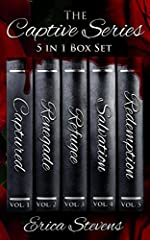 The Captive Series Bundle (Books 1-5)