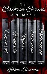 The Captive Series Bundle (Books 1-5) (English Edition)