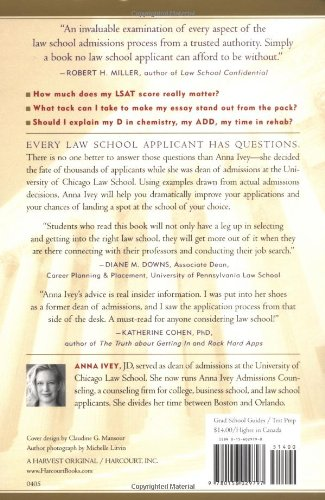 law school admissions essay advice Full of invaluable information, sample essays, résumés, and recommendations, and anecdotes from real admissions decisions, the ivey guide to law school admissions is the bible for aspiring law students everywhere.