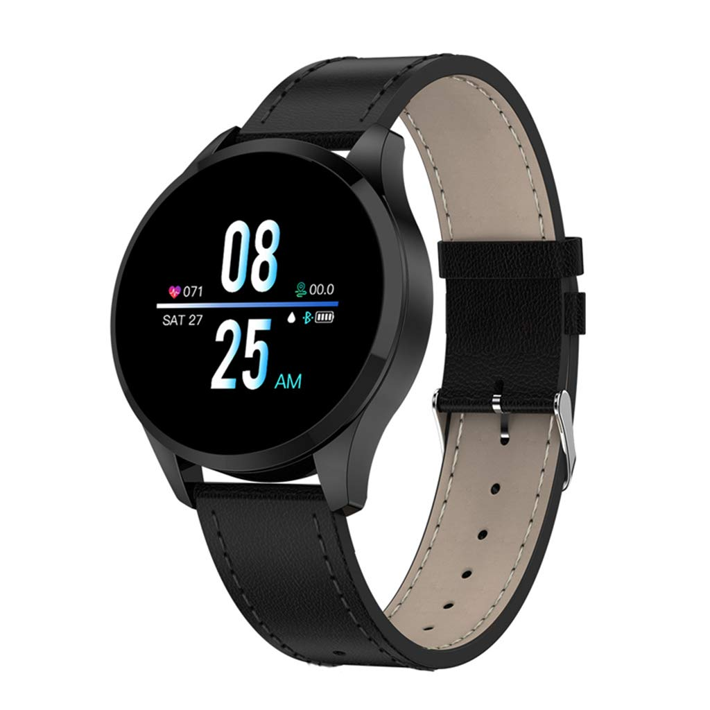 JingJingQi Pulsera de Actividad Inteligente Q9 Smart Watch ...