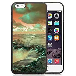 New Beautiful Custom Designed Cover Case For iPhone 6 Plus 5.5 Inch With Water Nature Phone Case