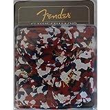 Fender 351 Shape Classic Celluloid Picks - Thin Confetti - 144-Pack