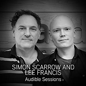 Simon Scarrow and Lee Francis Speech