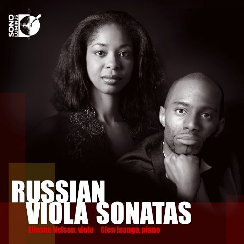 Eliesha Nelson Plays Russian Viola Sonatas (Best Virtual Drive Program)