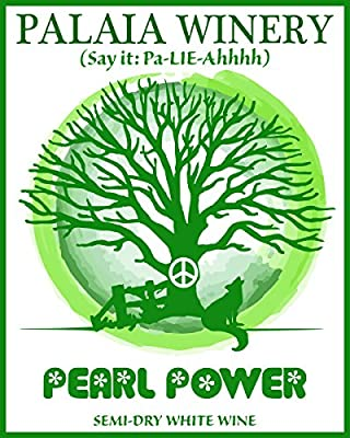 Pearl Power Hudson Valley Wine Family Owned Semi-dry