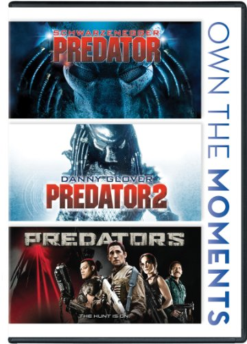 Predator / Predator 2 / Predators Triple Feature ()