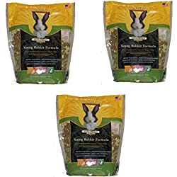 (3 Pack) Sunseed Vita Prima Sunscription Young Rabbit Formula