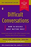 img - for Difficult Conversations: How to Discuss What Matters Most book / textbook / text book