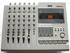 Tascam 424 MKII Portastudio, 4-Channel M...