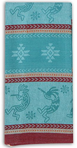 Kay Dee Designs V4183 Kokopelli Southwest Jacquard Tea Towel