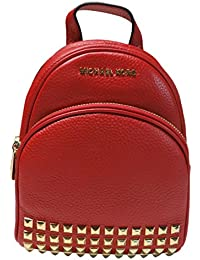 Michael Michael Kors Abbey Extra-Small Studded Backpack Crossbody Bag