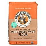 King Arthur Whole Wheat Flour - Case of 8 - 5