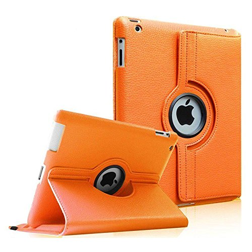 Fintie Apple iPad 2/3/4 Case - 360 Degree Rotating Stand Sma