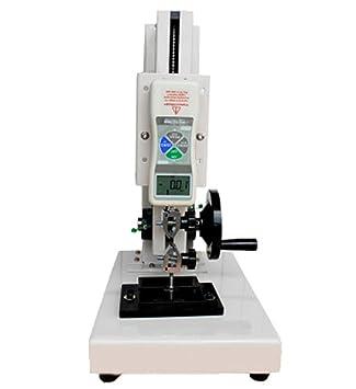 Newtry ZQ-21A - Soporte de prueba digital de alta precisión, prueba de presión