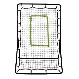 MallMall Teenager Childrens Baseball Training for Throwing, Pitching, Fielding Train Net Rack Rebound Net