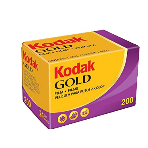 Kodak Gold film 200