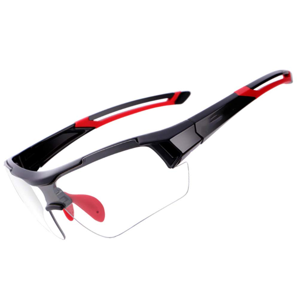 Mitef Outdoor Sports Protective Gear, Color Changing Windproof Eye Protection Glasses for Riding, Fishing, and Cycling, Available in Three Colors
