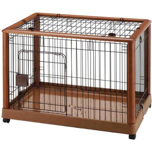 Mobile Pet Pen 940 - Medium Autumn Matte 36.8'' x 24.2'' x 26'' (3 Pack)