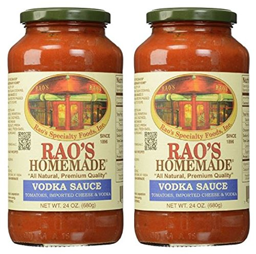 Rao's Vodka Sauce, 24 oz (Pack of 2) ()