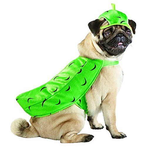 (Pickle Dog Pet Halloween Costume X-small by)