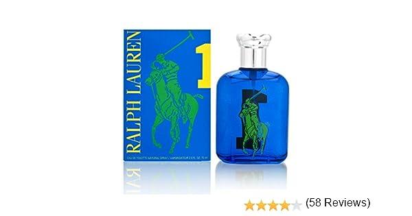 Ralph Lauren Big Pony 1 Eau de Toilette Vaporizador (Blue) 75 ml ...