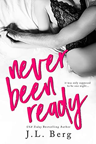 book cover of Never Been Ready