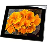micca m1503z 15 inch 1024x768 high resolution digital photo frame with 8gb storage media auto onoff timer mp3 and video