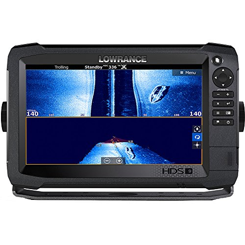 Lowrance HDS-9 Carbon No Transducer by Lowrance