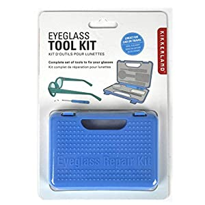 Kikkerland Eyeglass Tool Kit, 12 Count
