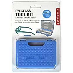 Kikkerland Eyeglass Tool Kit, 12 Count